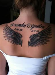 wing tattoos for images tattooic