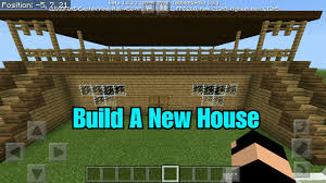 minecraft build a new house youtube