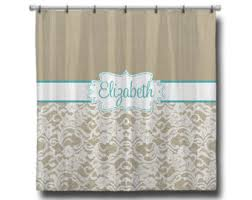 Burlap Shower Curtains Burlap Shower Curtain Free Home Decor Oklahomavstcu Us