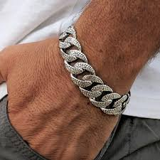 man sterling bracelet images 925 sterling silver bracelets vy jewelry jpg