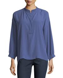 purple silk blouse purple silk top neiman