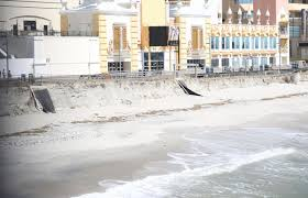 atlantic city beach replenishment kicks off long list of summer