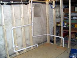 how to run plumbing how to finish your basement a z