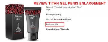 ciri ciri titan gel asli obat pembesar penis titan gel asli