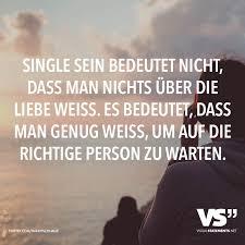 spr che ber die liebe single sein bedeutet nicht dass nichts über die liebe weiss