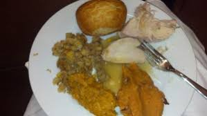 fresh and easy thanksgiving dinner