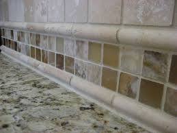 Metal Wall Tiles Kitchen Backsplash Tiles Backsplash Granite Countertops Black Galaxy Different Tile