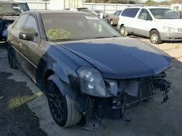 2007 cadillac cts 3 6 salvage certificate 2007 cadillac cts sedan 4d 3 6l 6 for sale in