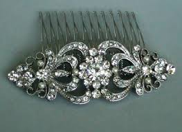 vintage hair combs rhinestone hair comb 2014 collection weddings