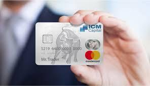 prepaid mastercard icm capital prepaid mastercard card