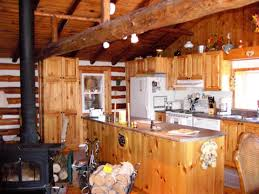 Log Cabin Kitchen Cabinets Diy Rustic Kitchen Cabinets Ideas U2014 Luxury Homes