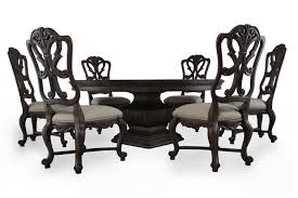 Hooker Dining Room Table by Rhapsody Dining Set By Hooker Mathis Brothers
