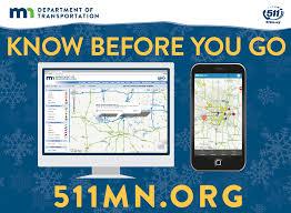511 Org Traffic Map Graphics Work Zone Safety Mndot