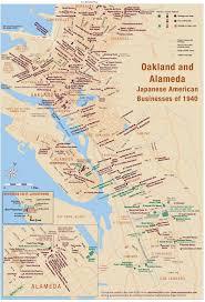 San Francisco Streetcar Map by Oakland U0026 Alameda Map
