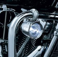 goldwing driving lights reviews kuryakyn engine guard mounted driving lights 307 837 j p cycles
