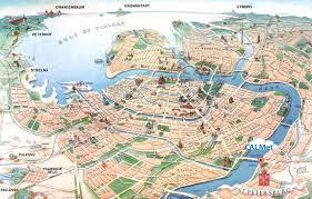 St Petersburg Florida Map by Saint Petersburg Cruise Port Guide Cruiseportwiki Com