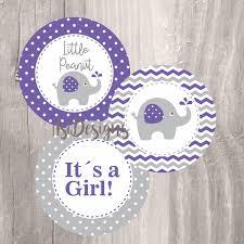 purple elephant baby shower decorations purple elephant baby shower centerpieces instant