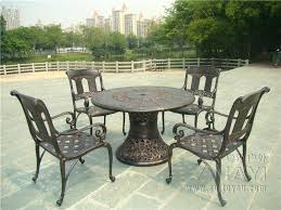Metal Garden Chairs And Table Garden Furniture Metal U2013 Exhort Me