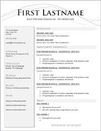 Cs Resume Template Free Resume Samples Templates Resume Template And Professional