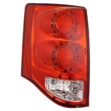 2005 dodge grand caravan tail light assembly led taillight taill driver side left lh lr for 11 15 dodge grand