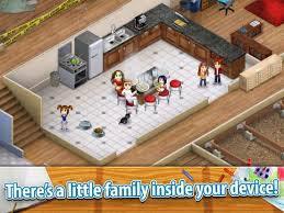 Home Design Story Game On Computer Virtual Families 2 Our Dream House On The App Store