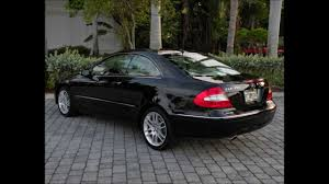 mercedes ft myers fl 2009 mercedes clk350 coupe black for sale auto haus of fort myers