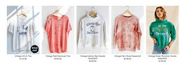 urban outfitters sold out of bloody kent state sweatshirt heavy com