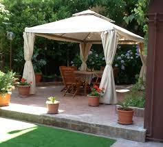 giardini con gazebo gazebo alluminio 3x4 con teli laterali zanzariere giardino