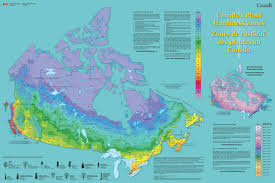 Latest Time Zone Map Now by Canada Hardiness Zones Frost Dates Veseys