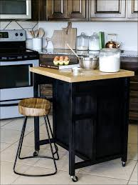 kitchen kitchen work tables kitchen island with microwave skinny