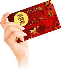 customized gift cards for businesses