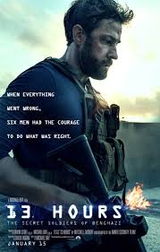 hours 13 hours the secret soldiers of benghazi 2016 poster 3