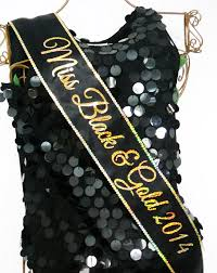 personalized sashes pageant sash debutante sash add your favorite trim