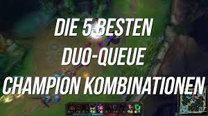 die 5 besten duo combos in lol league of legends german