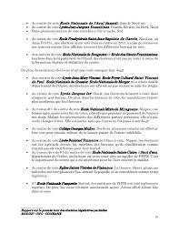 changer de bureau de vote haiti rapport sur le premier tour des elections législatives partie
