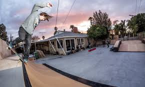 Backyard Skateboard Ramps by Custom Backyard Skatepark For Kelvin Hoefler Oc Ramps