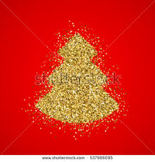 tree of gold foil stock images royalty free images