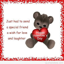 happy valentines day wishes for friends just had to send a special