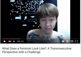 This Is What A Feminist Looks Like Meme - 033447 what does a feminist look like a transmasculine perspective