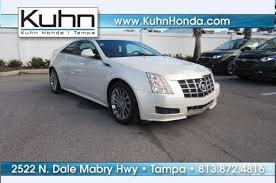 2007 cadillac cts coupe used cadillac cts coupe for sale in ta fl edmunds