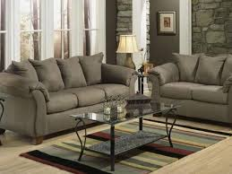 Cheap Living Room Furniture Dallas Tx Living Room Sets Dallas Homelegance Midwood 2pc Brown Sofa