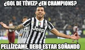 Memes De La Chions League - los memes de la chions league octavos de final