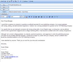 email sending resume 5 email format for sending resume to hr