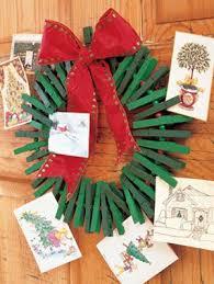 christmas card holder christmas card holder craft ideas on womansday