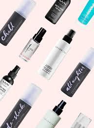 the 7 best make up setting sprays 2017 powder