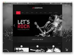 30 awesome u0026 responsive wordpress music themes for musicians djs
