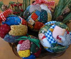no sew quilted holiday ornaments 5 steps with pictures