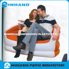 Blow Up Furniture by Intex Inflatable Corner Sofa Pvc Flocking Blow Up Sofa For 2