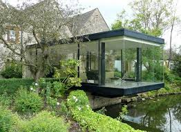House With A Moat Moat House Extension Glenn Howells Architects Dorsington