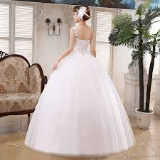 Free Shipping Flowers Aliexpress Com Buy Free Shipping Flowers One Shoulder White